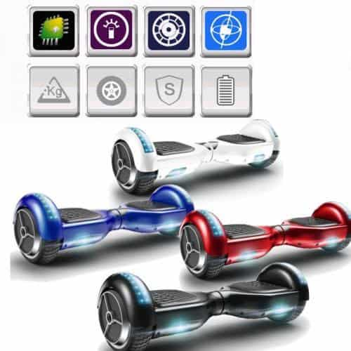 6.5 Inch Hoverboards- Wholesale