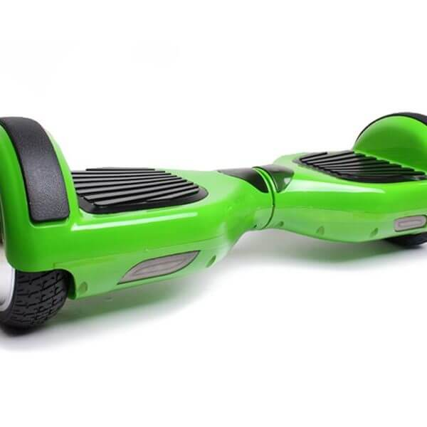 Green-Hoverboard