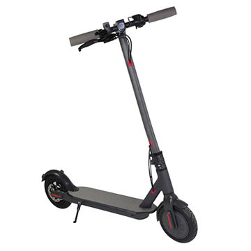 8 Inches Globber Deluxe H7 Commuter Scooter for Comortable ride 4