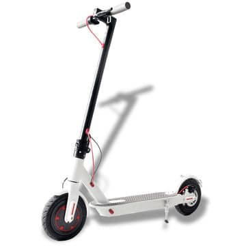 8 Inches Globber Deluxe H7 Commuter Scooter for Comortable ride 1