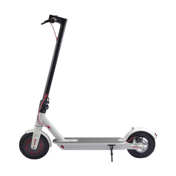 8 Inches Globber Deluxe H7 Commuter Scooter for Comortable ride 3