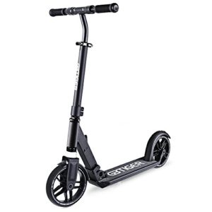 8 Inch PK1 Folding Electric Scooter Black