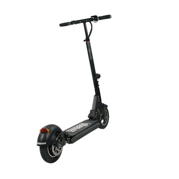 8 Inches Globber Deluxe H7 Commuter Scooter for Comortable ride 2