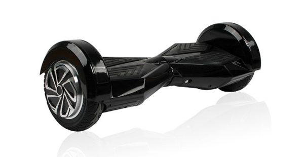 "Lamborghini Style Hoverboard 8"" – Black [Bluetooth + Free Carry Bag] 2"