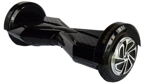 "Lamborghini Style Hoverboard 8"" – Black [Bluetooth + Free Carry Bag] 4"