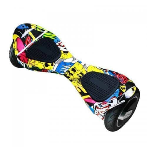"Smart Self Balancing Scooter 8"" – Graffiti 3"