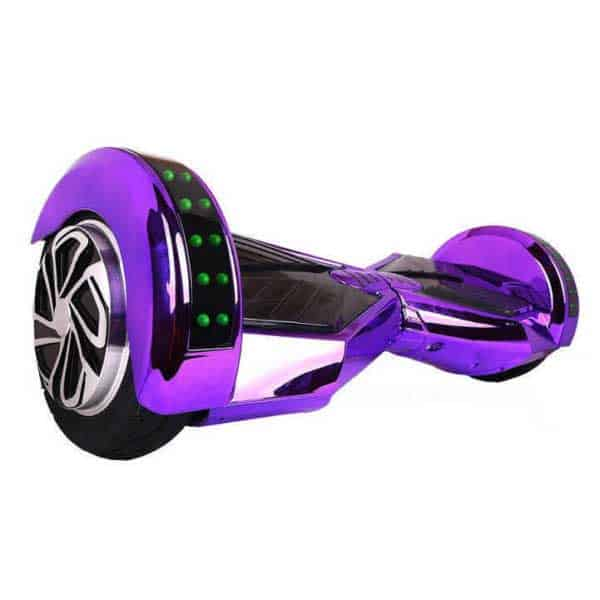 8inch Hoverboard Purple1