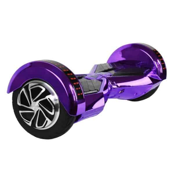 8inch Hoverboard Purple2