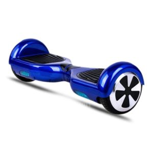 "Smart Electric Self Balancing Scooter 6.5"" - Blue [Bluetooth + Free Carry Bag]"