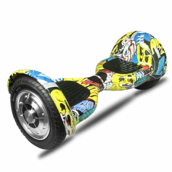 Electric Hoverboard – 10 inch – HipHop [Bluetooth + Free Carry bag] 3