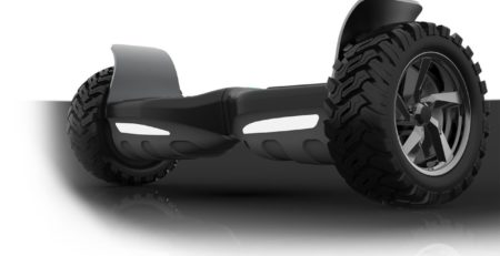 Off Road Hoverboard NS8, Powerful Motor ? & monster Tyres - With Bluetooth