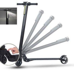Electric Scooter T1 Carbon Fiber