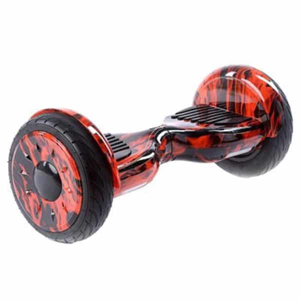 Electric Hoverboard – 10 inch – Flame [Bluetooth + Free Carry bag] 5