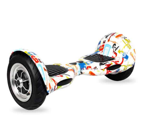 Electric Hoverboard – 10 inch – Multi Colour [Bluetooth + Free Carry bag] 2