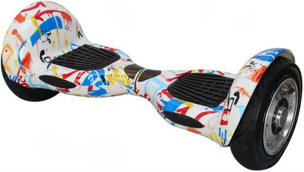 Electric Hoverboard – 10 inch – Multi Colour [Bluetooth + Free Carry bag] 4