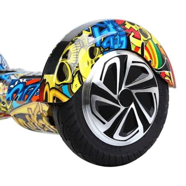 Electric Hoverboard – 10 inch – HipHop [Bluetooth + Free Carry bag] 2