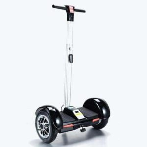 Mini Segway with Handle – Black