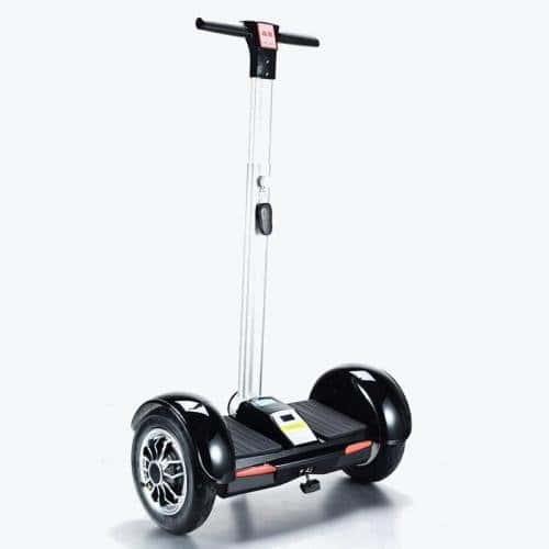 Mini Segway with Handle – Black 1