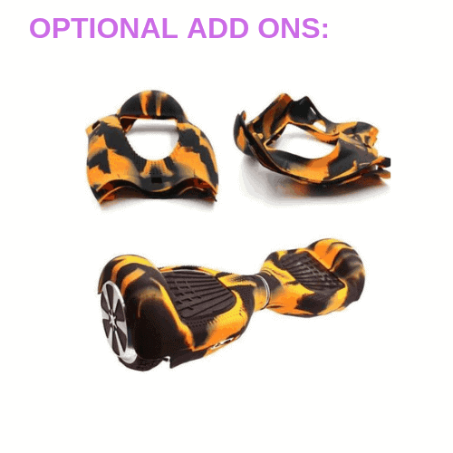 Hoverboard Skin – Optional add ons2
