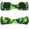 hoverboard protective skin cover green