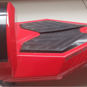 lambo style hoverboard - red - demo piece