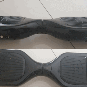 refurbished black colour self balancing scooter