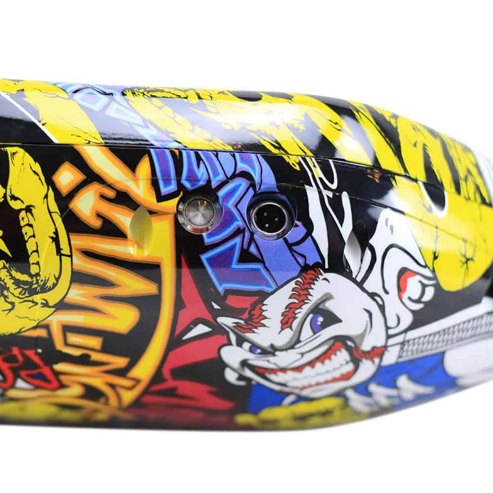 """6.5"""" hiphop hoverboard design"""