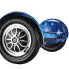10 inch wheel hoverboard blue galaxy