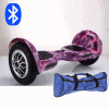 10 Inch Hoverboard - Purple galaxy