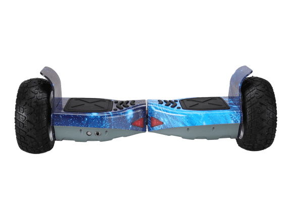 Off road self balancing scooter – Blue galaxy