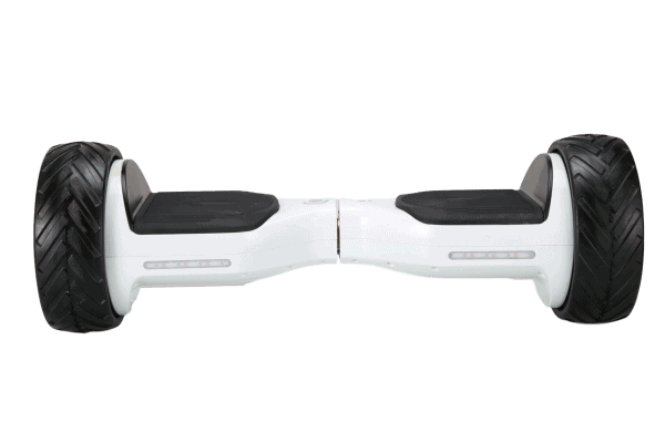 9 hoverboard – White