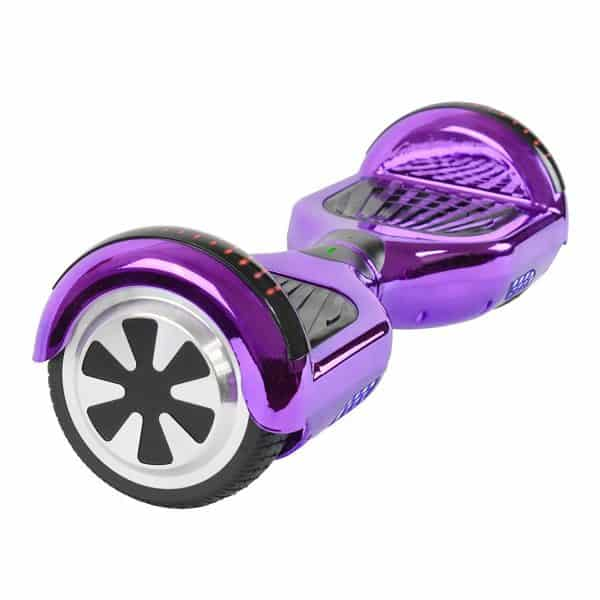 purple 6.5 hoverboard